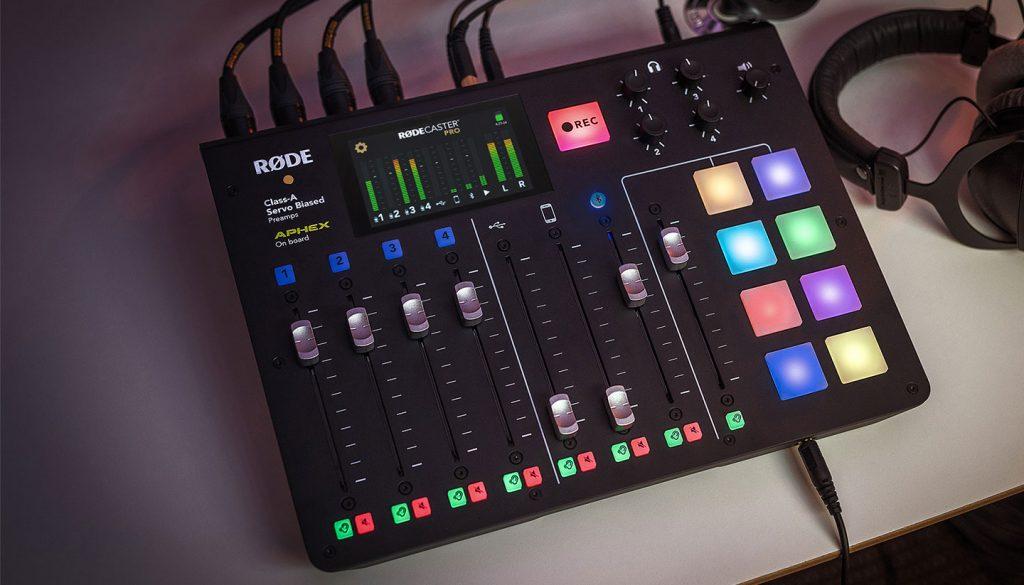 已经拥有一系列多级动态音频处理,它利用aphex公司的技术内建压缩器